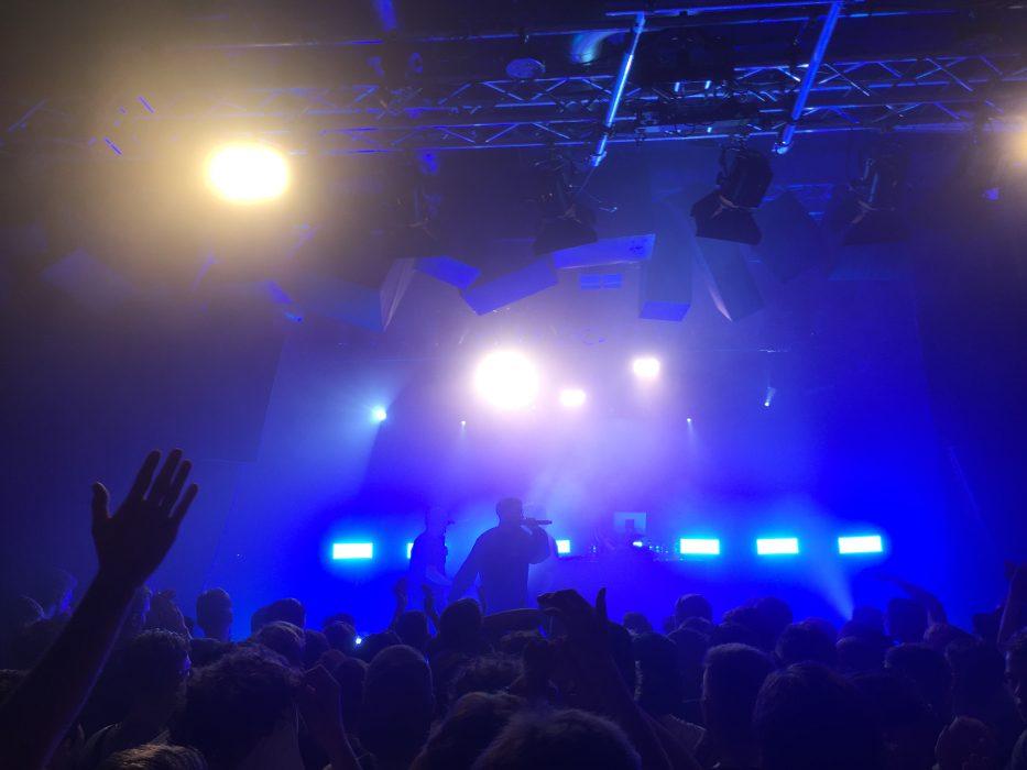 Ahzumjot, Uebel & Gefährlich Hamburg, 06.01.2018