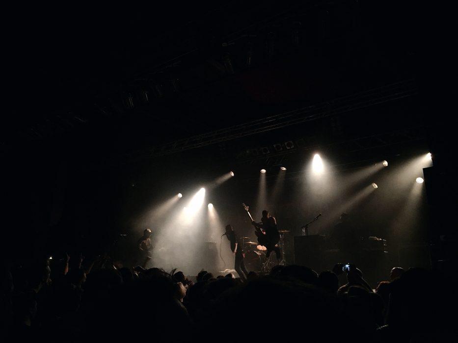 Boysetsfire, Live Music Hall Koeln, 01.02.2018