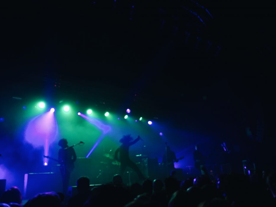At The Drive In, Live Music Hall Koeln, 03.03.2018
