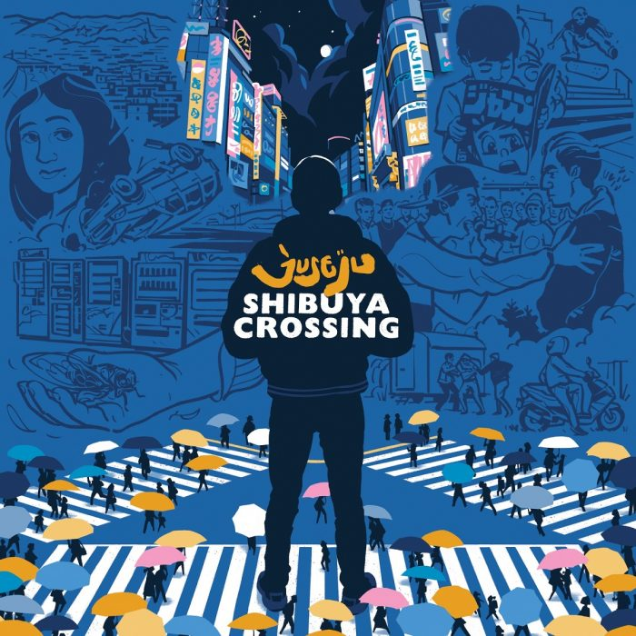 Juse Ju Shibuya Crossing
