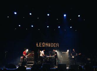 Leoniden, E-Werk Köln, 22.03.2018