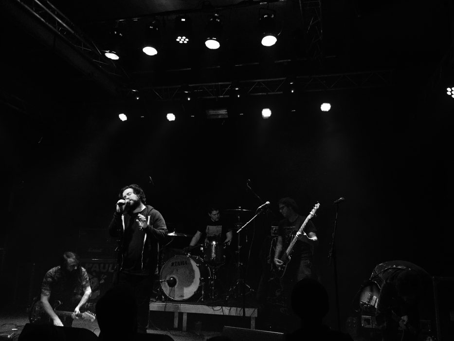 The World Is A Beautiful Place & I'm No Longer Afraid To Die, Gebäude 9 Köln, 21.03.2018