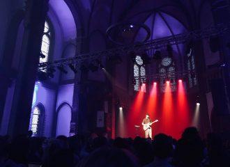Alex Vargas Kulturkirche