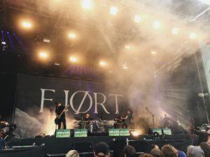 Fjort, Green Juice Festival 2018