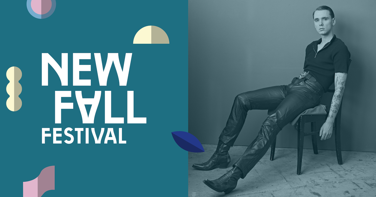 Gewinnspiel Drangsal New Fall Festival Düsseldorf
