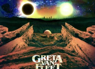 Greta Van Fleet, Anthem of the Peaceful Army Cover