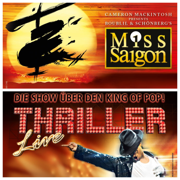Miss Saigon Thriller Live