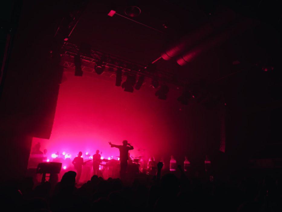 OK KID, Batschkapp Frankfurt, 17.11.2018