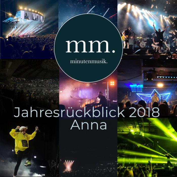 Jahresrückblick Anna 2018