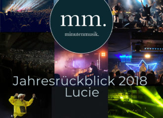 Jahresrückblick Lucie 2018