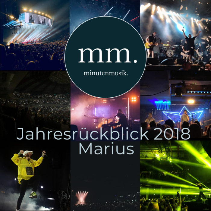Jahresrückblick Marius 2018