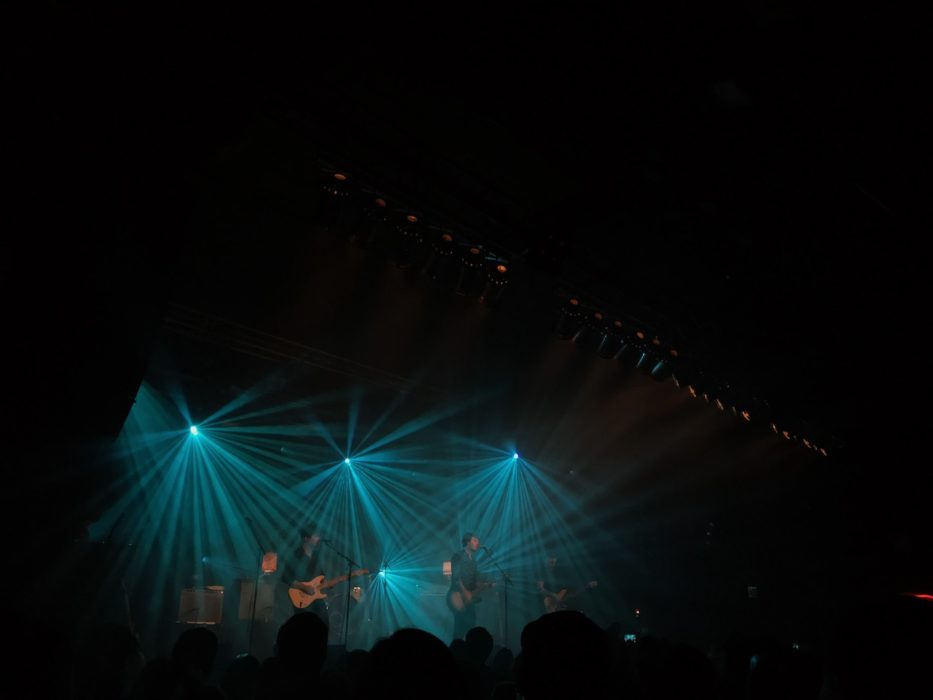 Muff Potter, Live Music Hall Koeln, 24.01.2019