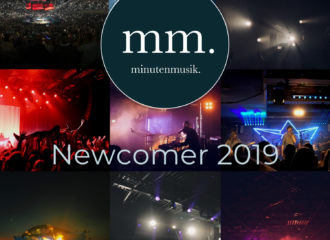 minutenmusik Newcomer 2019