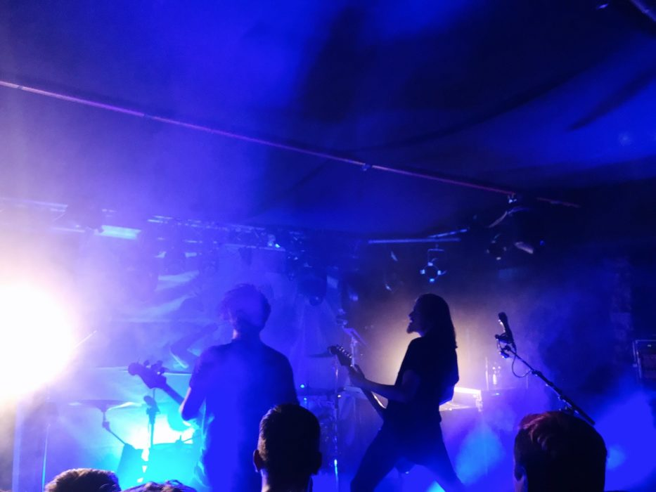 Fjort, Musikbunker Aachen, 03.02.2019