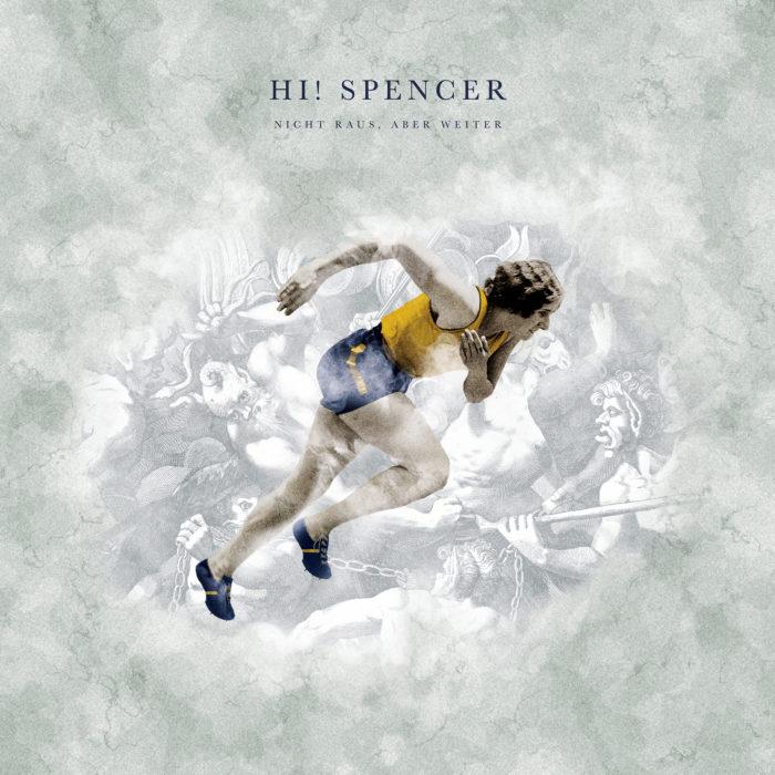 Hi Spencer Nicht raus aber weiter