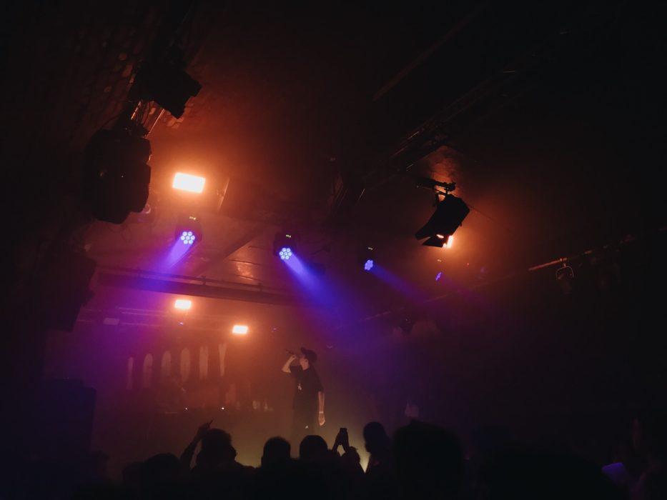 LGoony, Club Bahnhof Ehrenfeld Köln, 01.02.2019