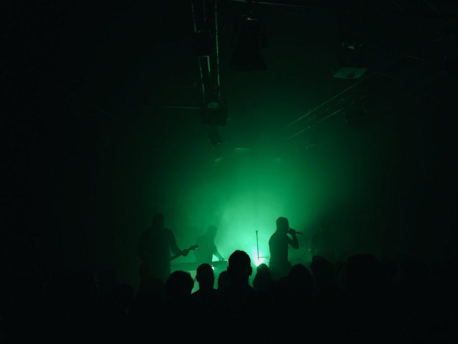 The Ocean, Club Volta Koeln, 27.03.2019