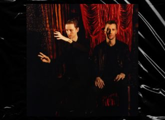 These New Puritans_Inside The Rose_Albumcover