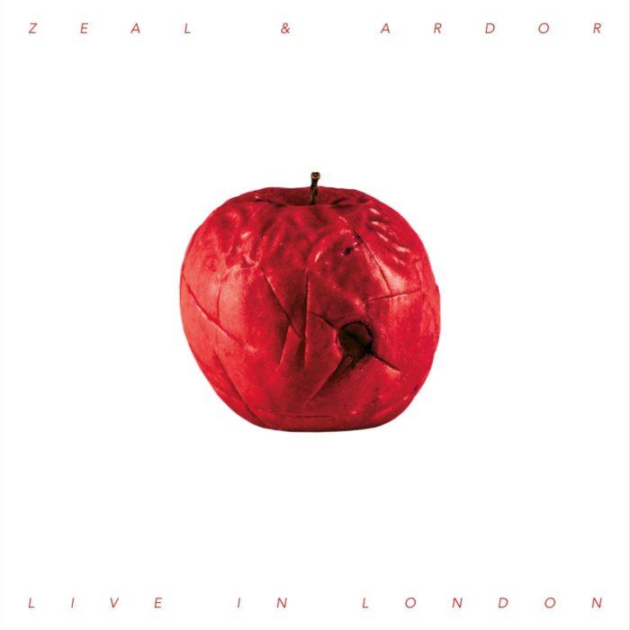 ZEAL & ARDOR_Album Cover_Live In London_2019