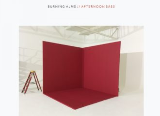 Burning Alms_Afternoon Sass_Albumcover