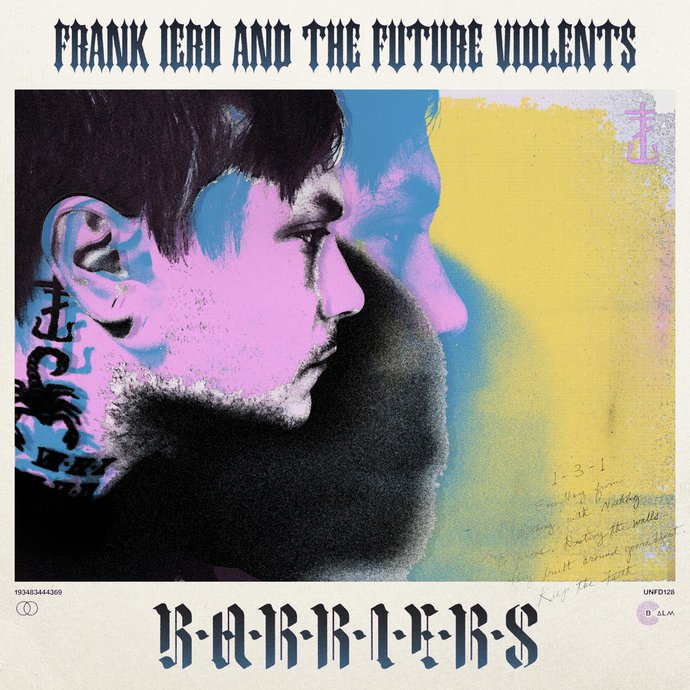 Frank Iero and The Future Violents - Barriers