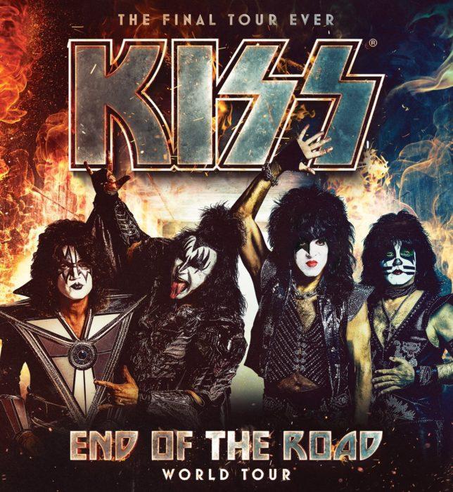 KISS Tour 2019