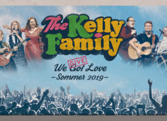 Kelly Family We Give Love 2019