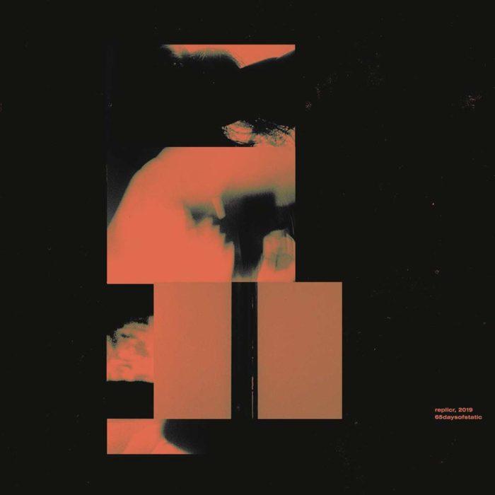 "Cover von 65daysofstatics ""replicr, 2019"""