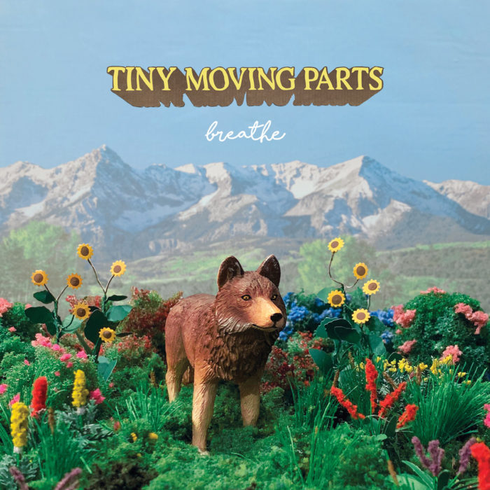 Albumcover Tiny Moving Parts - Breathe