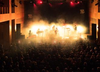 Die Höchste Eisenbahn beim New Fall Festival 2017 von André Symann