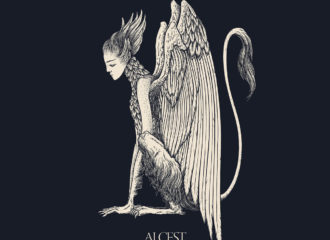 "Cover von Alcest ""Spiritual Instinct"""