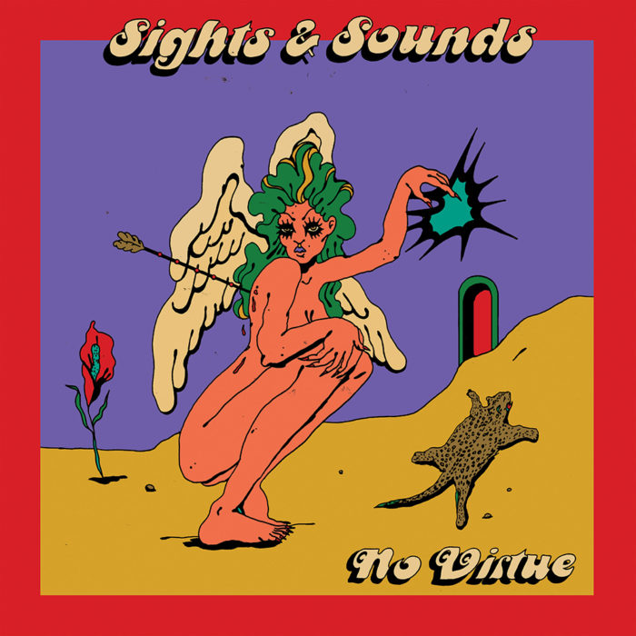 "Cover von Sights & Sounds ""No Virtue"""