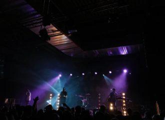 Thrice live in Köln 2019, Carlswerk Victoria gemeinsam mit Refused, Foto von Jonas Horn