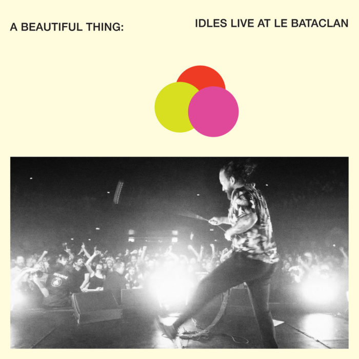 """Cover von Idles Live-Album """"A Beautiful Thing: Live At Le Bataclan"""""""
