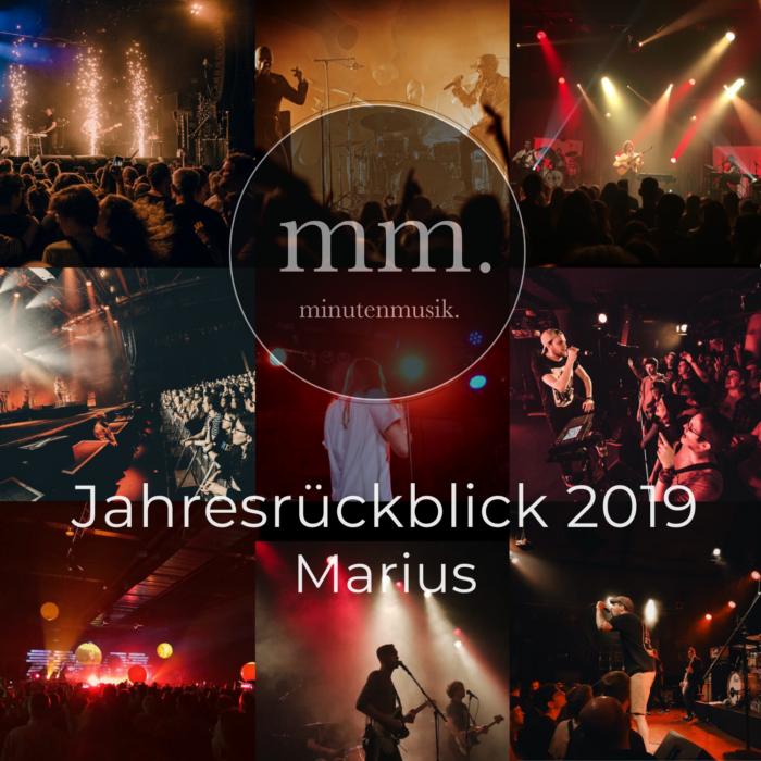 Jahresrückblick 2019 Marius