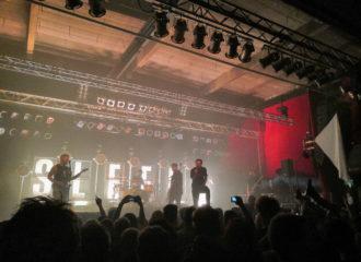 While She Sleeps Köln 19.01.2010