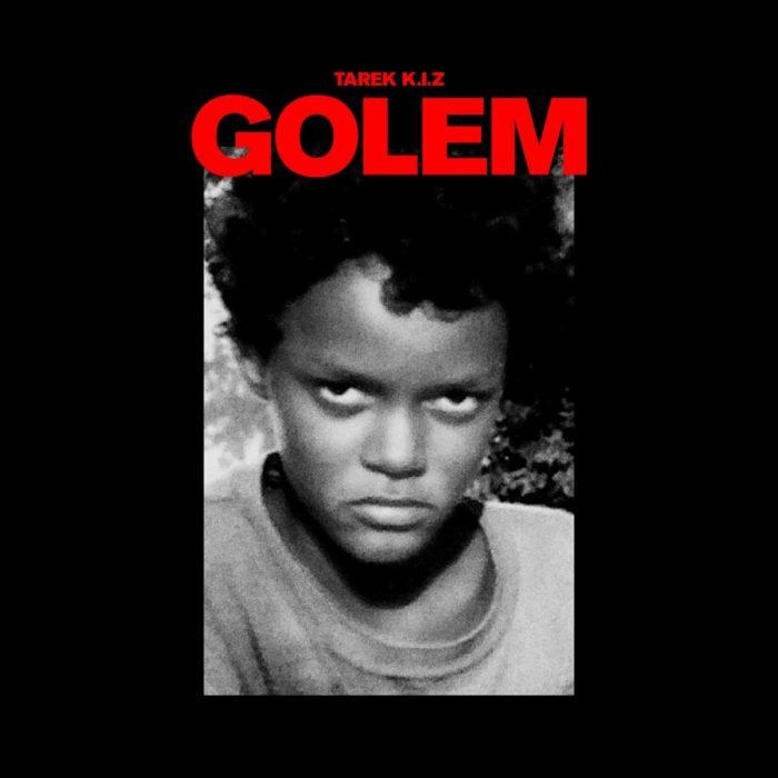 """Cover von Tarek K.I.Z.s Solo-Debüt """"Golem"""""""