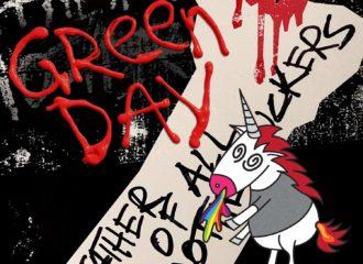 "Zensiertes Cover von Green Days ""Father Of All..."""