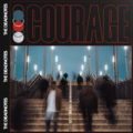 "Cover von The Deadnotes zweitem Studioalbum ""Courage"""
