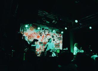 Turnstile live im Kölner Gebäude 9 im März 2020