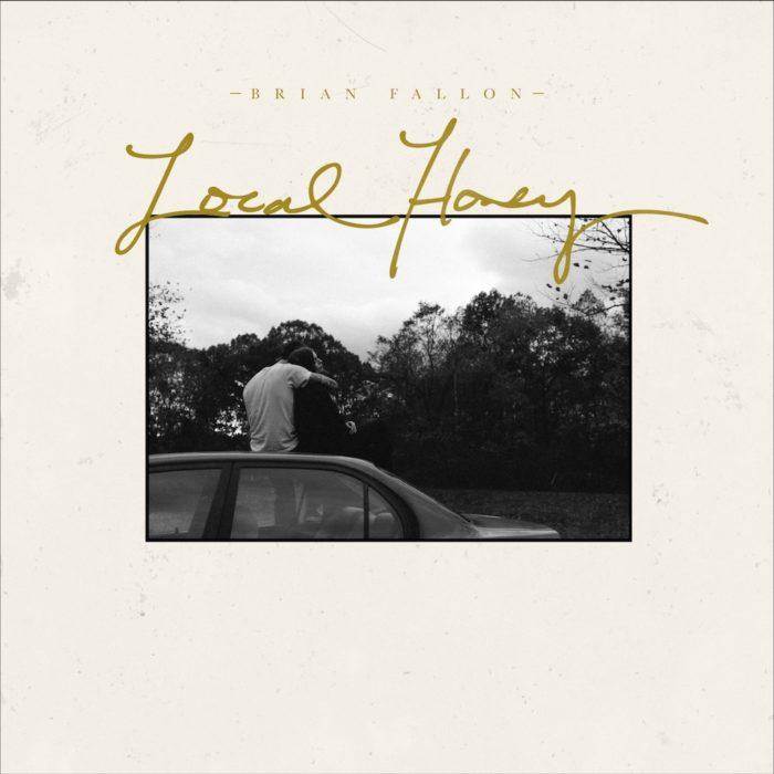 "Cover von Brian Fallons drittem Solo-Album ""Local Honey""."