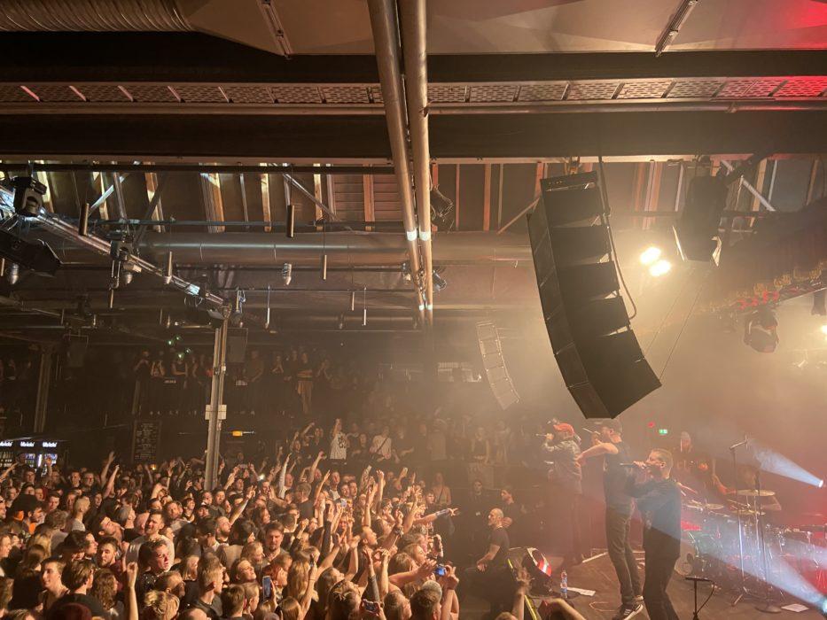 Tarek K.I.Z, Festsaal Kreuzberg Berlin, 29.02.2020