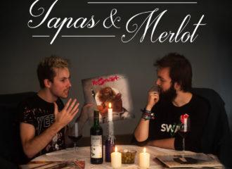 Der neue Podcast für Musikliebhaber*innen: Tapas und Merlot.