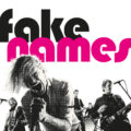"Cover von Fake Names Debütalbum ""Fake Names""."