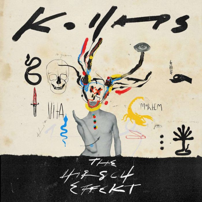 "Cover von The Hirsch Effekts ""Kollaps"""