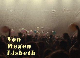 """Cover von Von Wegen Lisbeths ersten Live-Album """"Live In Der Columbiahalle"""""""