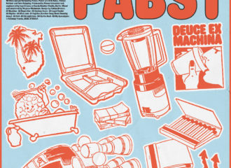 """Cover des zweiten Pabst-Albums """"Deuce Ex Machina""""."""
