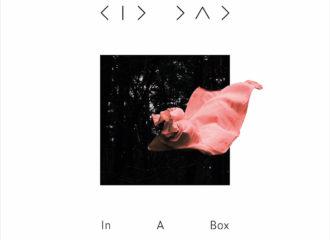 """Cover von Kid Dads Debütalbum """"In A Box""""."""