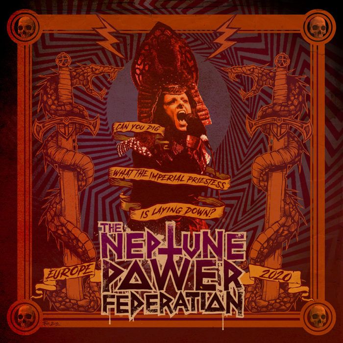 The Neptune Power Federation - Can You Dig Europe