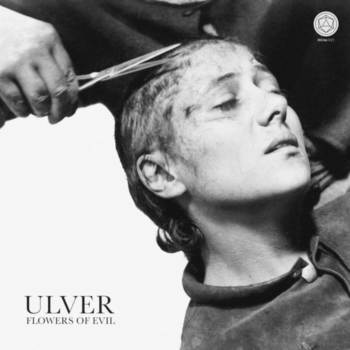 "Cover von Ulvers ""Flower Of Evil""."